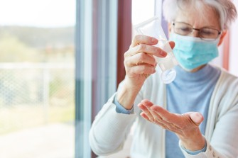 Desinfektionsmittel zuhause selber machen