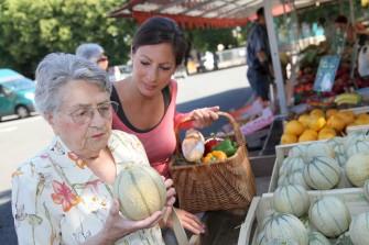 Seniorenbegleiter - Hilfe im Alltag