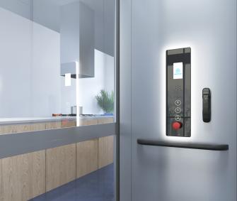Hjemmeheis H100 gjør det enkelt å forflytte seg mellom etasjene