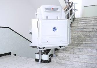 Supra Inclined Platform Lift from TK Elevator